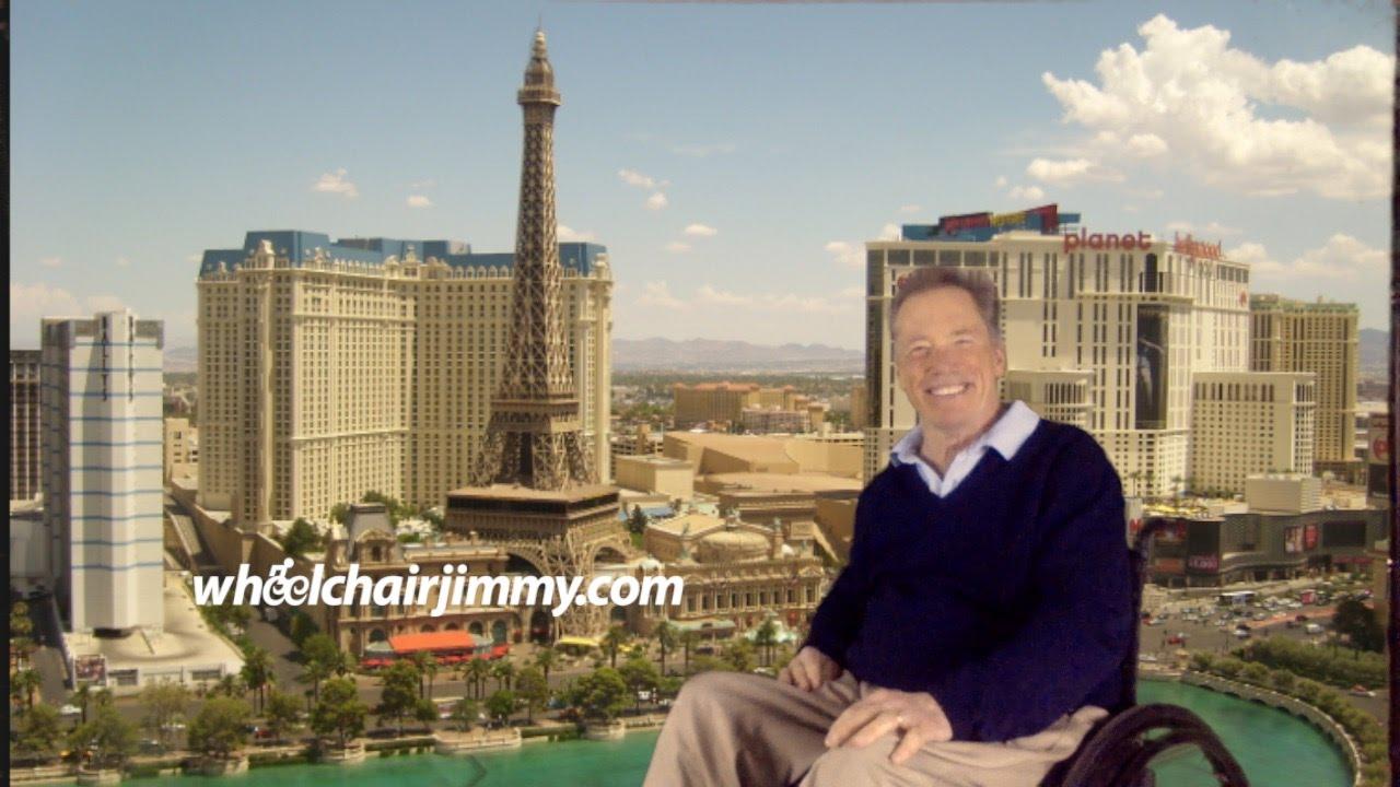 Wheelchair Accessible Hotel Reviews - Bellagio Resort  Las Vegas, NV