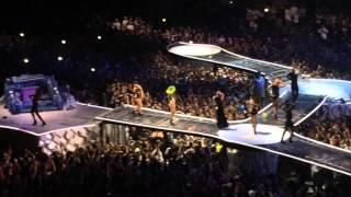 Lady Gaga - Judas / Aura @ Barcelona