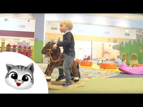 Indoor Playground Family Fun for Kids - HD