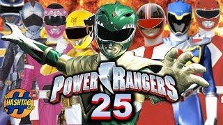 Video EXCLUSIVE: Power Rangers 25th Anniversary Episode Plot Revealed download MP3, 3GP, MP4, WEBM, AVI, FLV Agustus 2018