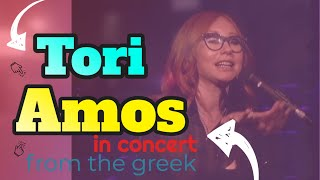 Tori Amos Live from the Greek theatre Los angeles 2014