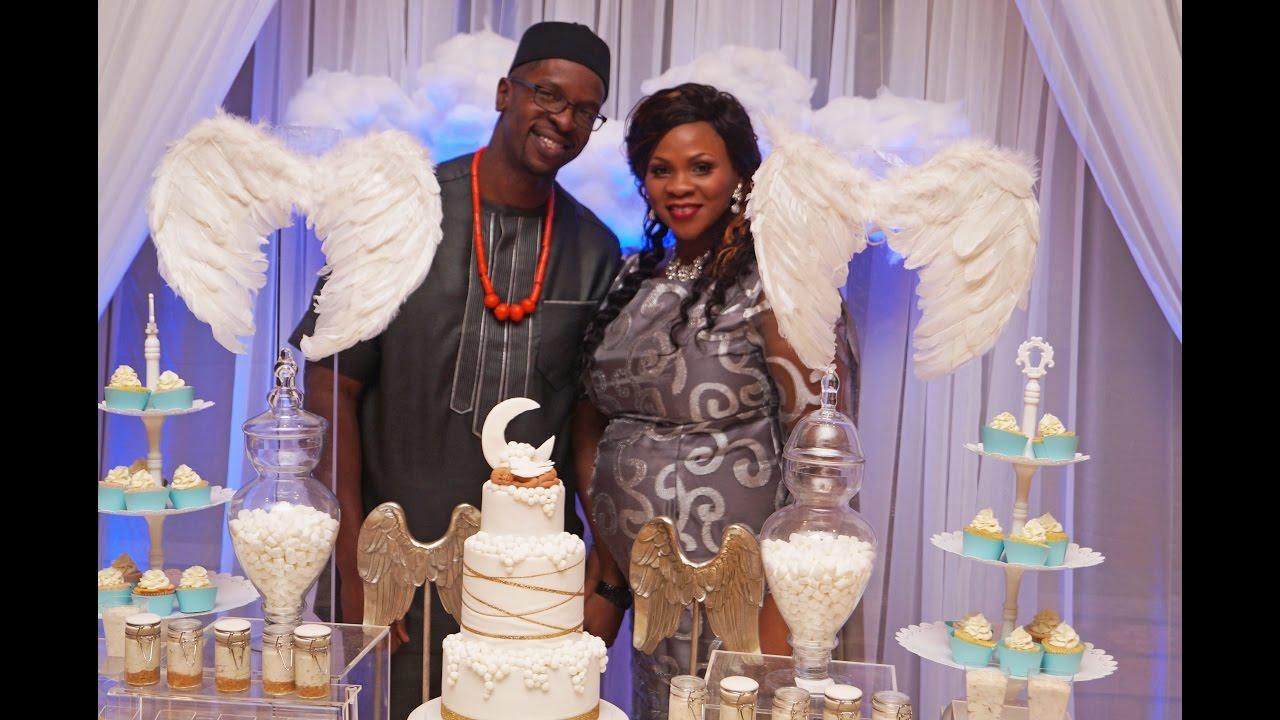 Chikwue Okeys Heaven Sent Baby Shower 11516 Youtube