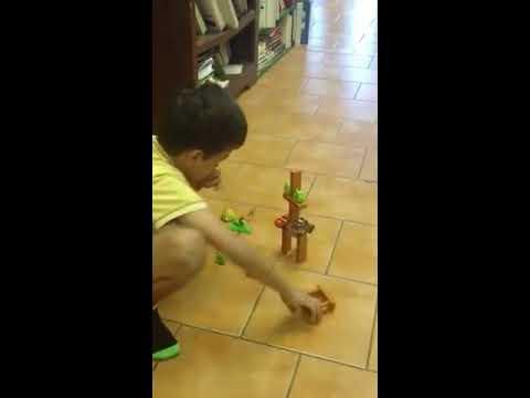 Autism Boy - Angry Bird - Diego