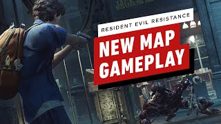 Resident Evil: Resistance - Casino and Amusement Park Gameplay