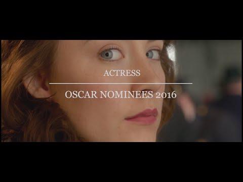 Oscar Nominees 2016 - Best Actress