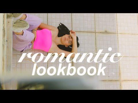 a ROMANTIC lookbook | vintage, retro, edgy 5