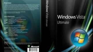 Установка Windows Vista/Windows 7