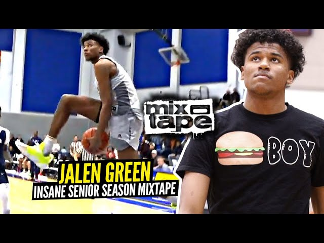 Icon Sports: #1 Player in America...Jalen Green goes OFF!