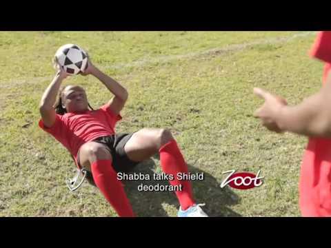 Siphiwe Tshabalala - Shield Deodorant