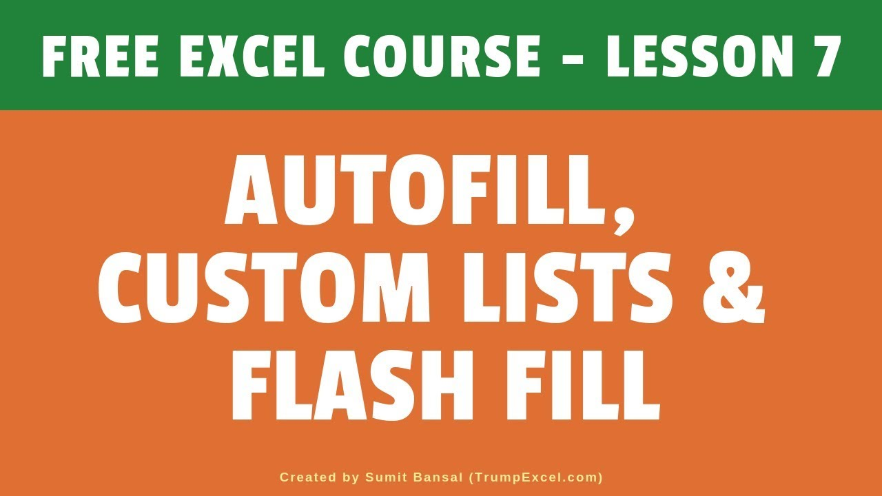 Free Online Excel Training 12 Hours Learn Excel Basic