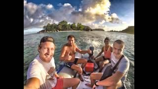 Съемочная команда Дом 2 на Сейшельских островах!
