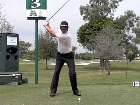 Martin Kaymer Super Slow Motion Golf Swing