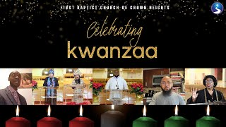 7 Principles of Kwanzaa Sermons | First Baptist Church of Crown Heights