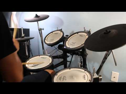 Like A Cat - AOA Drum Cover