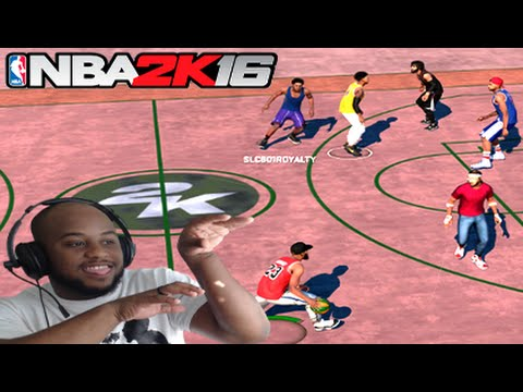 NBA 2K16 My Park - I'm The Best Ever [PS4 Gameplay]