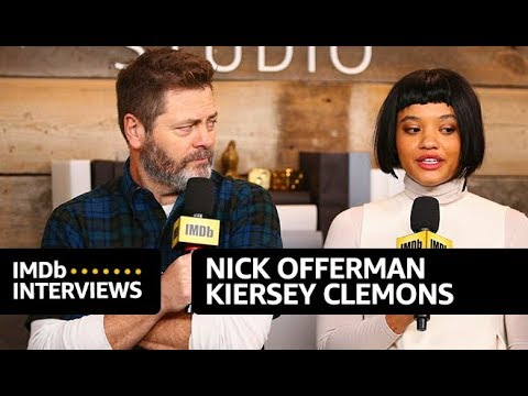 Nick Offerman and Kiersey Clemons Make Real Music in 'Hearts Beat Loud' |  SUNDANCE 2018
