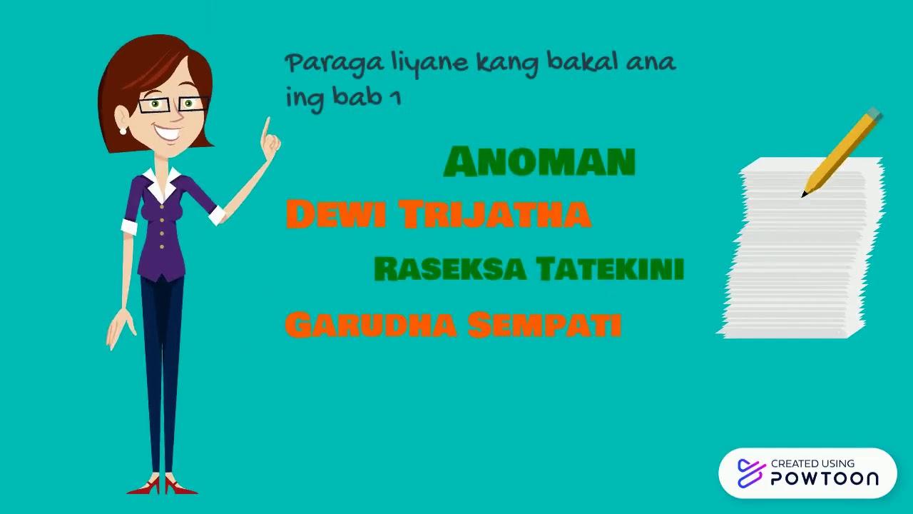 Pertemuan 1 Bahasa Jawa Kelas IX - YouTube