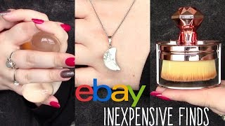 EBAY FINDS HAUL #9 BEAUTY, JEWELRY, STRESS RELIEF & MORE