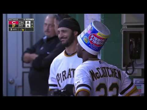 Mlb dugout antics compilation