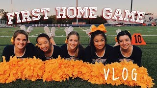 FIRST HOME GAME | Conant