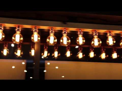 FILAMENT - Żarówka LED Ozdobna  - Oświetlenie Restauracji - INSPIRACJA