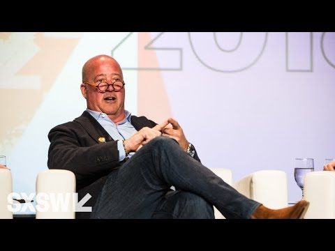 Andrew Zimmern and José Andrés | Changing the World Through Food | SXSW 2018