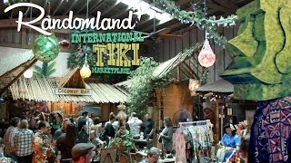 International Tiki Marketplace : Going Full Tiki at Don The Beachcomber
