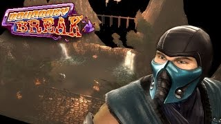 Off Camera Secrets | Mortal Kombat (2011) Part 2  - Boundary Break