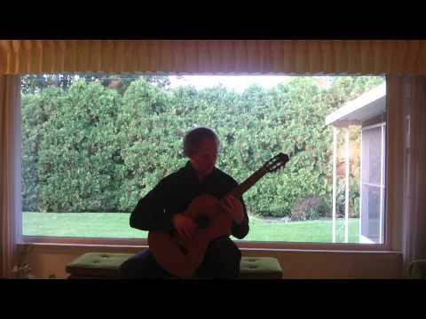 Francisco Tárrega: Recuerdos de la Alhambra - Todd Lane