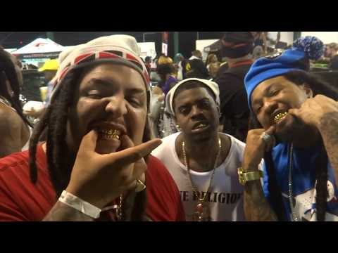 (YO BABY) (PLIES) (MIGOS)(KODAK BLACK) (ORLANDO FLORIDA CLASSIC WEEKEND CAR SHOW)