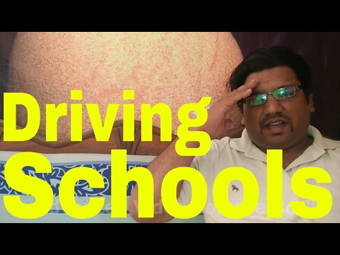 Driving Schools business in Pakistan & India