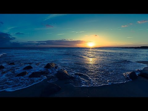 Musique Douce et Vagues - Relaxation et Sommeil Profond ♫ Soft Music and Waves - Relax and Sleep