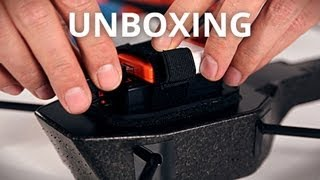 GPS Flight Recorder - Unboxing and Preparing