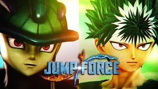 JUMP FORCE - Official Meruem & Hiei DLC Trailer