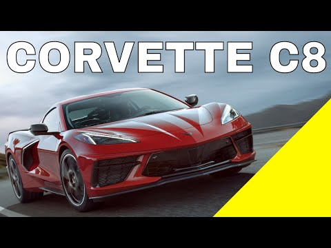 AMCI Testing Pre-Drive Analysis: 2020 Corvette C8