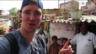 Slum Tour in New Delhi, India