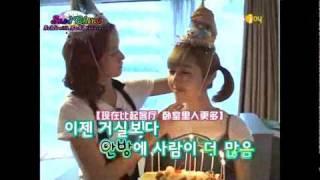少女時代徐賢的8位姐姐們為了慶祝徐賢的生日,聯合起來惡搞徐賢......。...