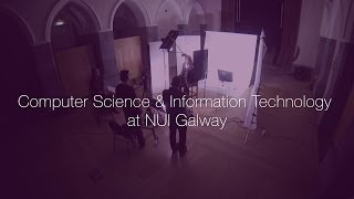 Computer Science & Information Technology at NUI Galway
