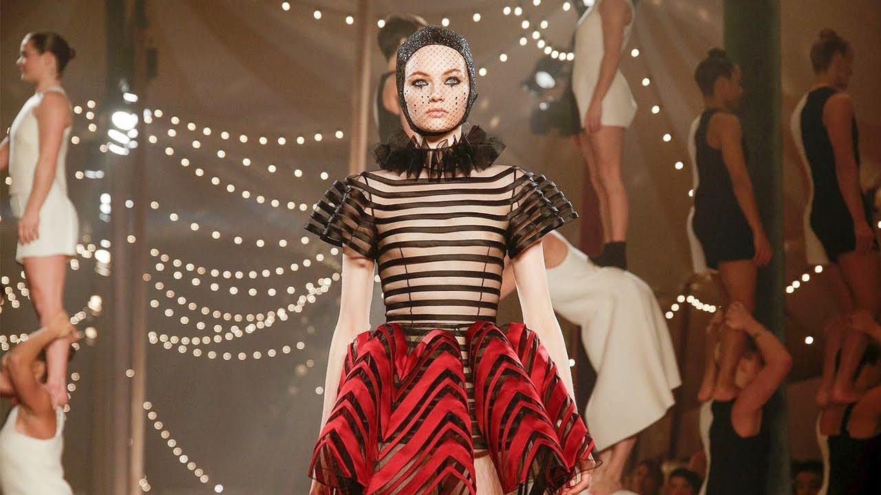 c17b92c0 Christian Dior | Haute Couture Spring Summer 2019 Full Show ...