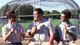 Gatemen Baseball Network Pregame: Wareham Gatemen vs. Brewster Whitecaps (7/9/18)