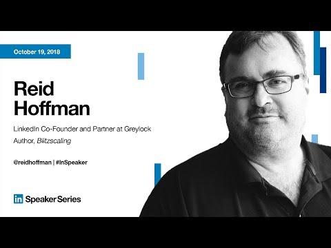 LinkedIn Speaker Series: Reid Hoffman