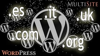 Usar dominios con Wordpress Multisite. Tutorial en español 2016