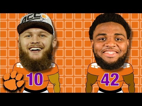 Ben Boulware & Christian Wilkins Star In Clemson's 'Defensive Takes'