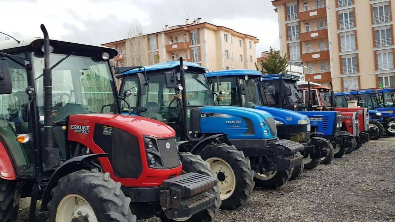 erzurum 2 el traktor piyasasi