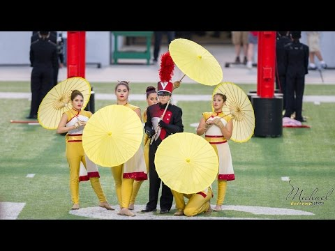 Clear Brook High School  Marching Band  2015