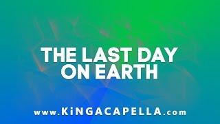 Michael Woods - The Last Day On Earth (Studio Acapella)