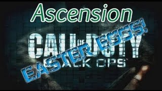 Call of Duty Black Ops Zombies Ascension EASTER EGG!!!!