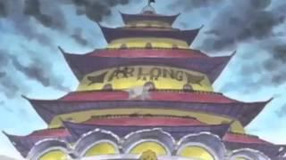 Luffy vs arlong.one piece (nguoi ca dau voi con nguoi)