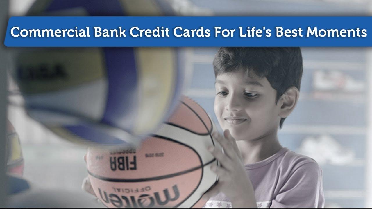 Credit Cards | Cards | Debit Cards | Credit Card | Commercial Bank