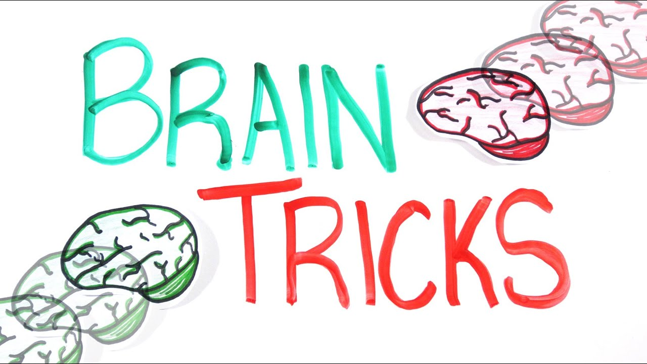 brain tricks this is how your brain works youtube